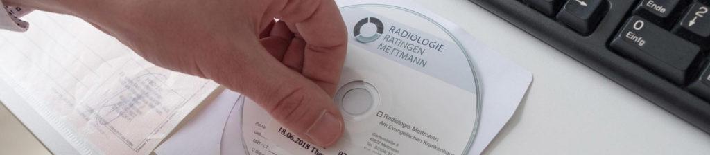 Impressum der Radiologie Ratingen Mettmann