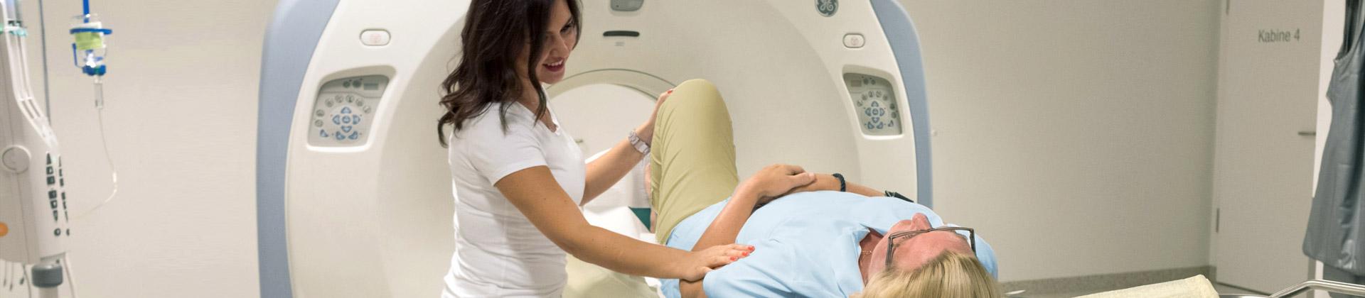 Mehrschicht-CT oder Multislice-CT